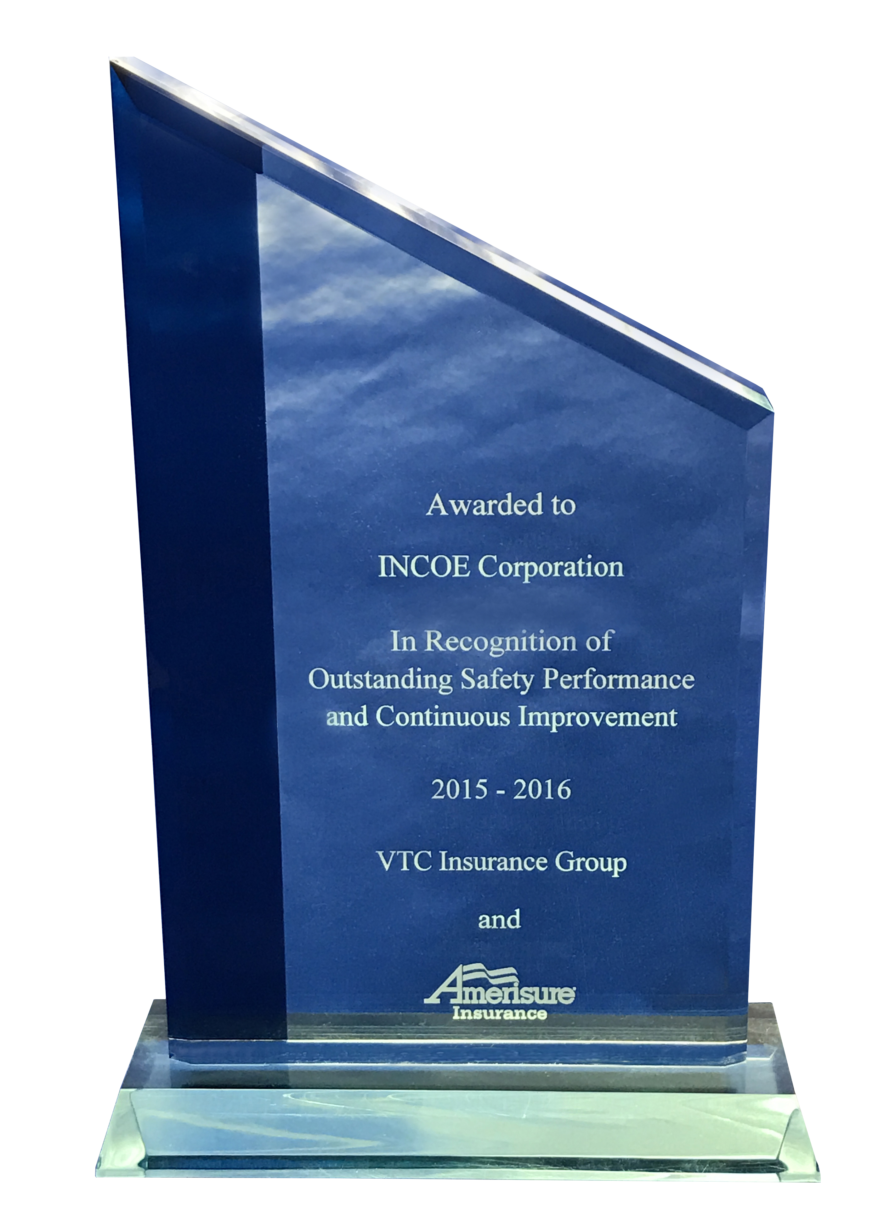 INCOE_Safety_Award