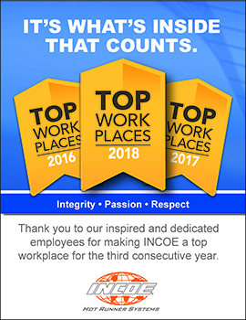 INCOE Top Workplace